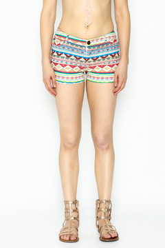 Daisy's Fashions Aztec Shorts - Product List Image