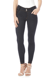 Daisy's Fashions Crystal Accented Jeggings - Product Mini Image