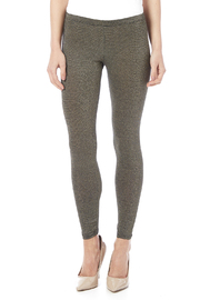 Daisy's Fashions Shimmer Capri Leggings - Product Mini Image