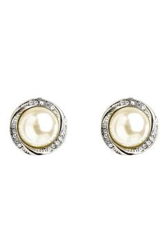 Shoptiques Product: Clip On Earrings