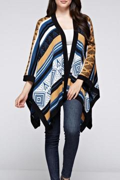 Shoptiques Product: Knitted Poncho