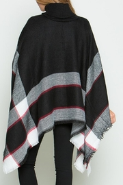 Daisy's Fashions Turtle Neck Poncho - Other