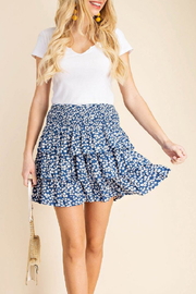Kori Daisy Tiered Skirt - Product Mini Image