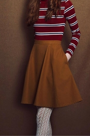 Meemoza Daisy Wool Skirt - Product Mini Image
