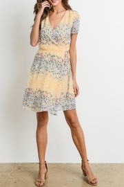 Le Lis Daisy Wrap Dress - Product Mini Image