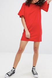 Daisy Street Kelly Red Dress - Product Mini Image
