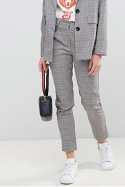 Daisy Street Sheryl Plaid Pants - Product Mini Image