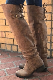 Volatile Daja Boots - Front cropped