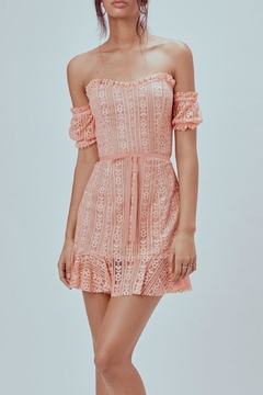 Shoptiques Product: Dakota Mini Dress