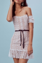 FOR LOVE & LEMONS Dakota Mini Dress - Product Mini Image