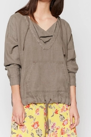 Joie Dalal Linen Jacket - Product Mini Image