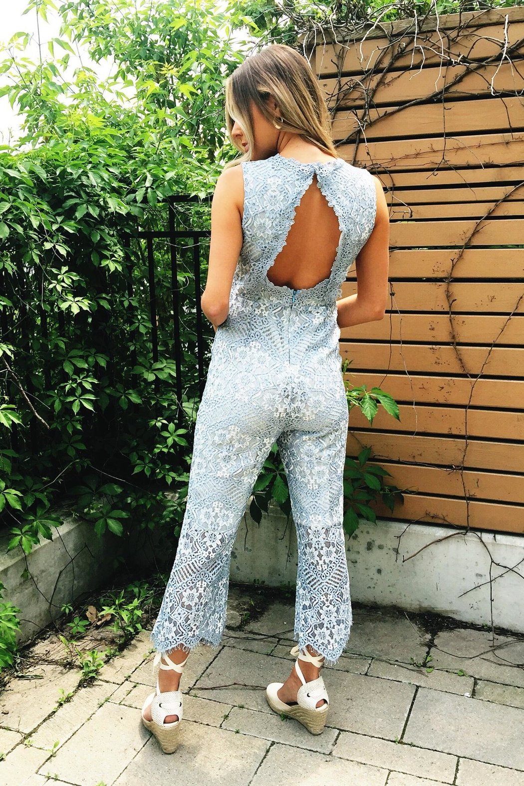 6475f4d69b5 Foxiedox Daleyza Jumpsuit from Canada by Angel Cupboard — Shoptiques