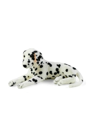 K&K Interiors Dalmatian Plush Dog - Front cropped