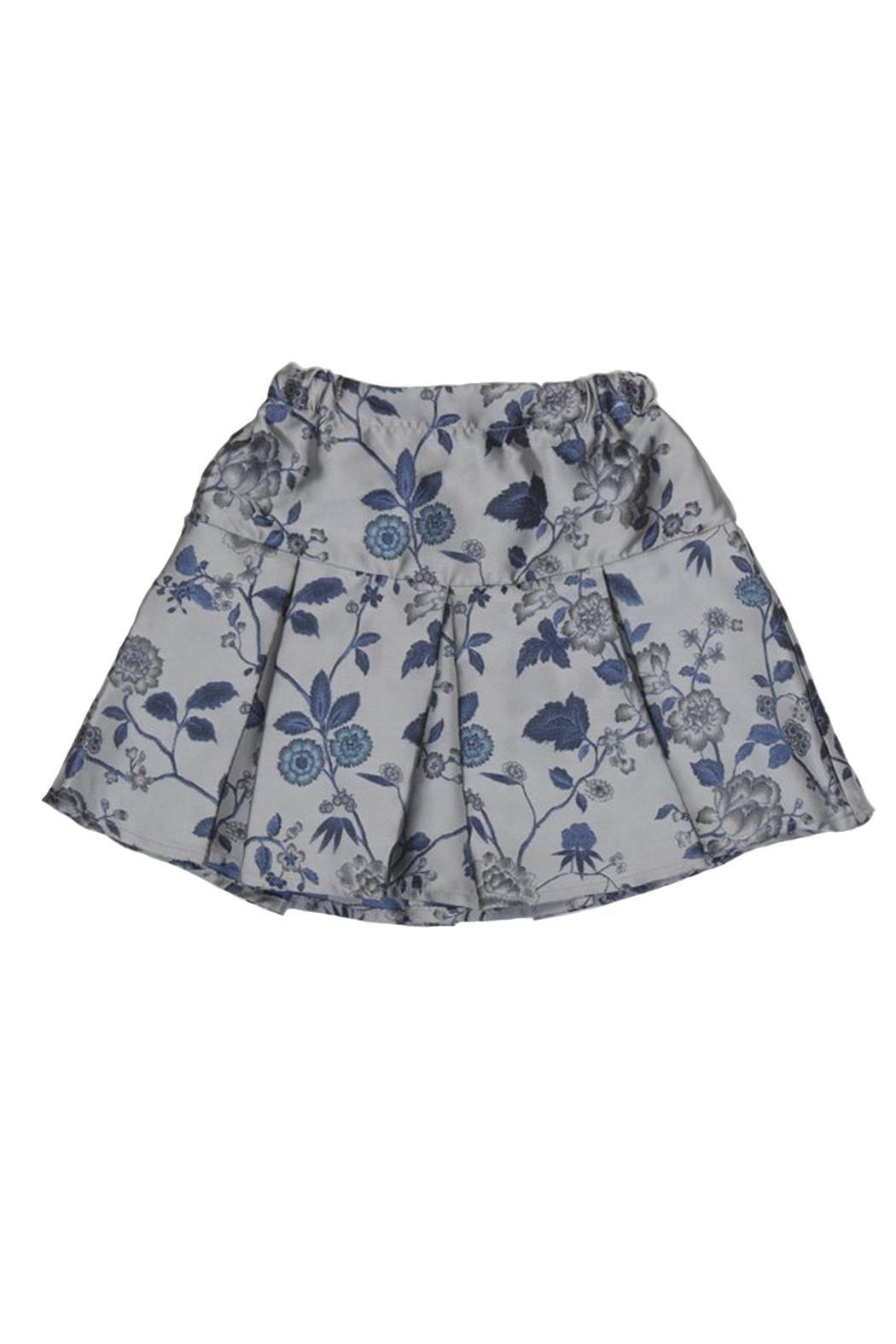 Malvi & Co. Damask Skirt. - Main Image