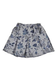Malvi & Co. Damask Skirt. - Front cropped