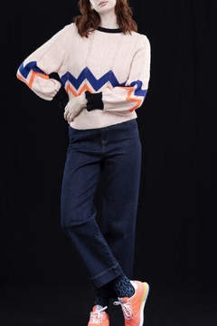 Dame Blanche Anvers Cool Sweater - Product List Image