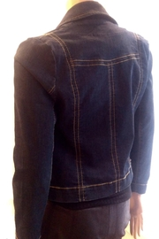 Dame Blanche Anvers Feminine Denim Jacket - Other
