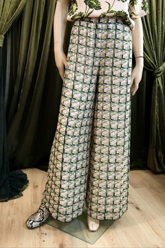 Dame Blanche Anvers Flaired Pants - Product List Image