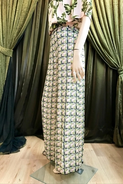 Dame Blanche Anvers Flaired Pants - Alternate List Image
