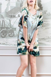 Dame Blanche Anvers Japanese Printed Dress - Product Mini Image
