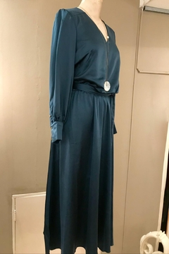 Dame Blanche Anvers Satin Dress - Product List Image