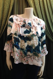 Dame Blanche Anvers Stunning Blouse - Front full body