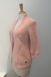 Dame Blanche Anvers Sweet Pink Cardigan - Side cropped