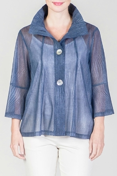 Damee Sheer Flare Jacket - Product List Image