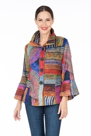 Damee Wire Collar Jacket - Product Mini Image