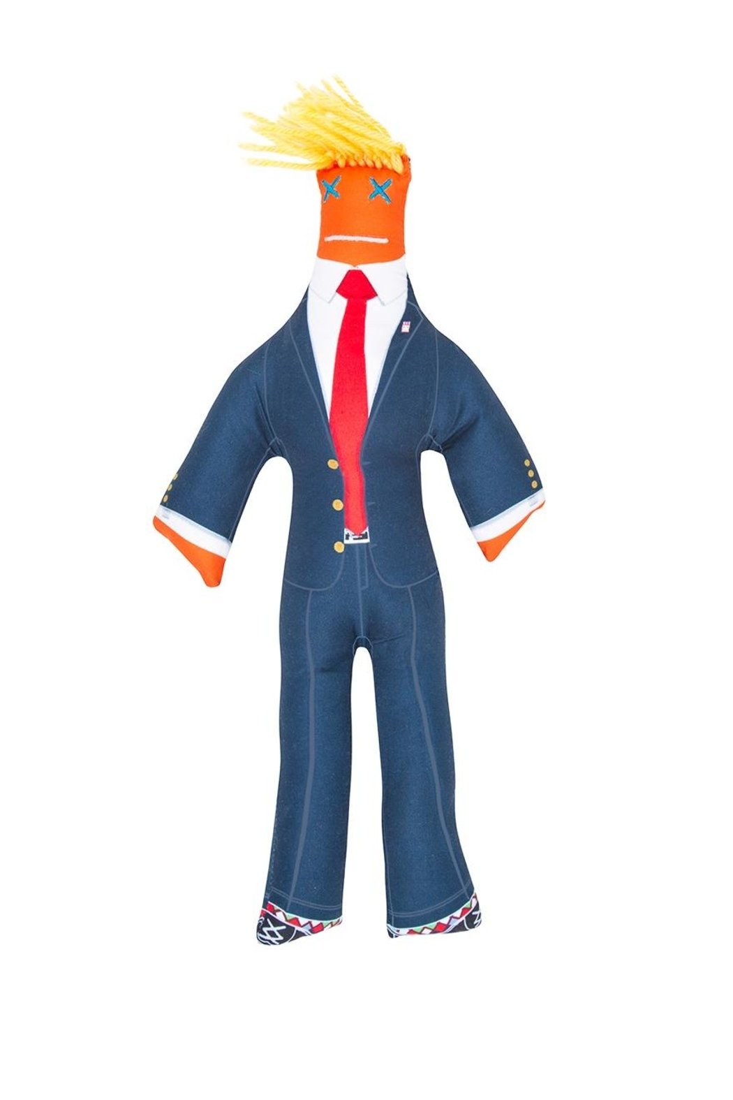 Dammit Dolls President Dammit Doll - Front Cropped Image