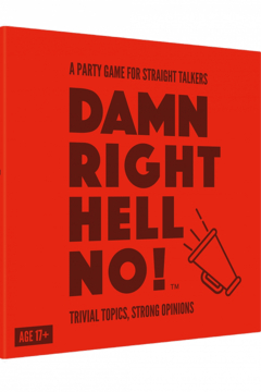 Hygge Games Damn Right, Hell No! - Alternate List Image