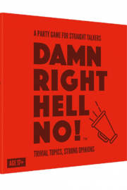 Hygge Games Damn Right, Hell No! - Product Mini Image
