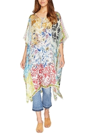 Johnny Was Damour Silk Poncho - Product Mini Image