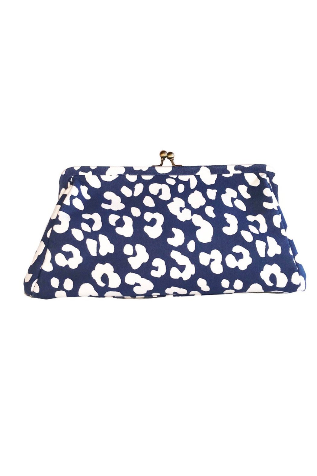 Dana Gibson Clutch Purse - Front Cropped Image