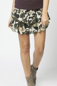 Shoptiques Product: Anais Army Skirt