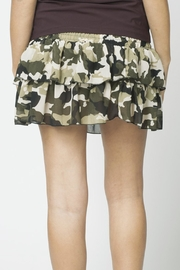 Dana Ashkenazi Anais Army Skirt - Front full body