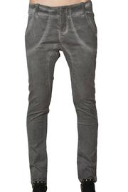 Dana Ashkenazi Baggy Pants Grey - Front cropped