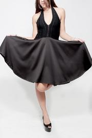 Dana Ashkenazi Ballerina Mini Dress - Product Mini Image
