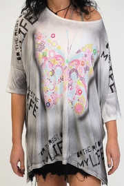 Dana Ashkenazi Buterfly Shirt - Product Mini Image