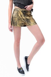 Dana Ashkenazi Foil Shorts - Product Mini Image