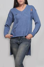 Dana Ashkenazi Glamour Sweater - Product Mini Image