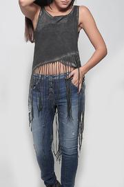 Dana Ashkenazi Gypsy Tank Grey - Product Mini Image