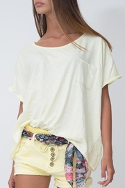 Dana Ashkenazi Lurex Top - Product Mini Image
