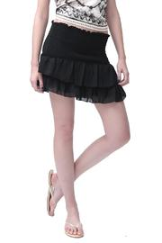 Dana Ashkenazi Matis Skirt Black - Product Mini Image