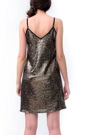 Dana Ashkenazi Sequin Dress Tiger - Side cropped