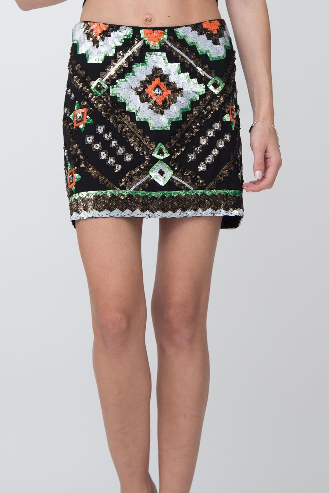 Dana Ashkenazi Shanti Skirt - Side Cropped Image