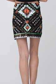 Dana Ashkenazi Shanti Skirt - Front full body