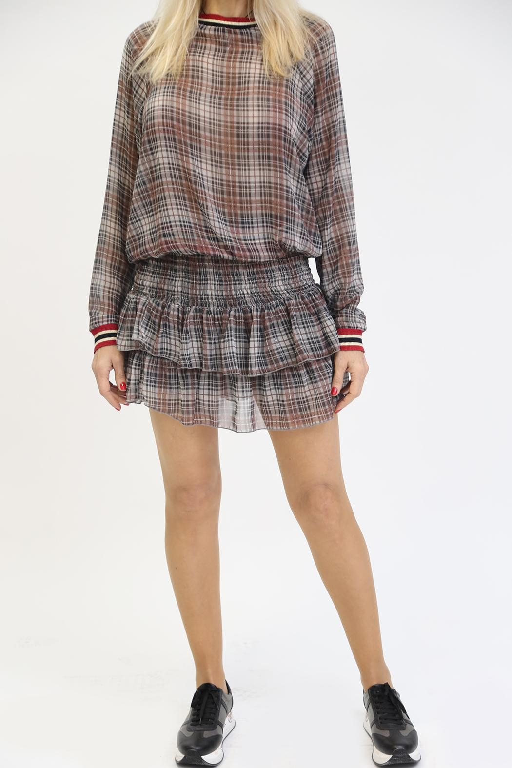 Dana Ashkenazi Shir Shirt+anais Skirt - Side Cropped Image