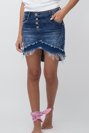 Dana Ashkenazi Denim Skirt - Product Mini Image