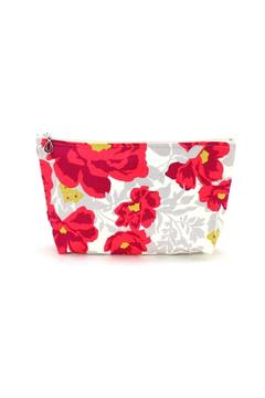 Shoptiques Product: Flowers Cosmetic Bag